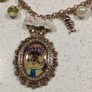 Betsey Johnson Vintage Necklace NWT